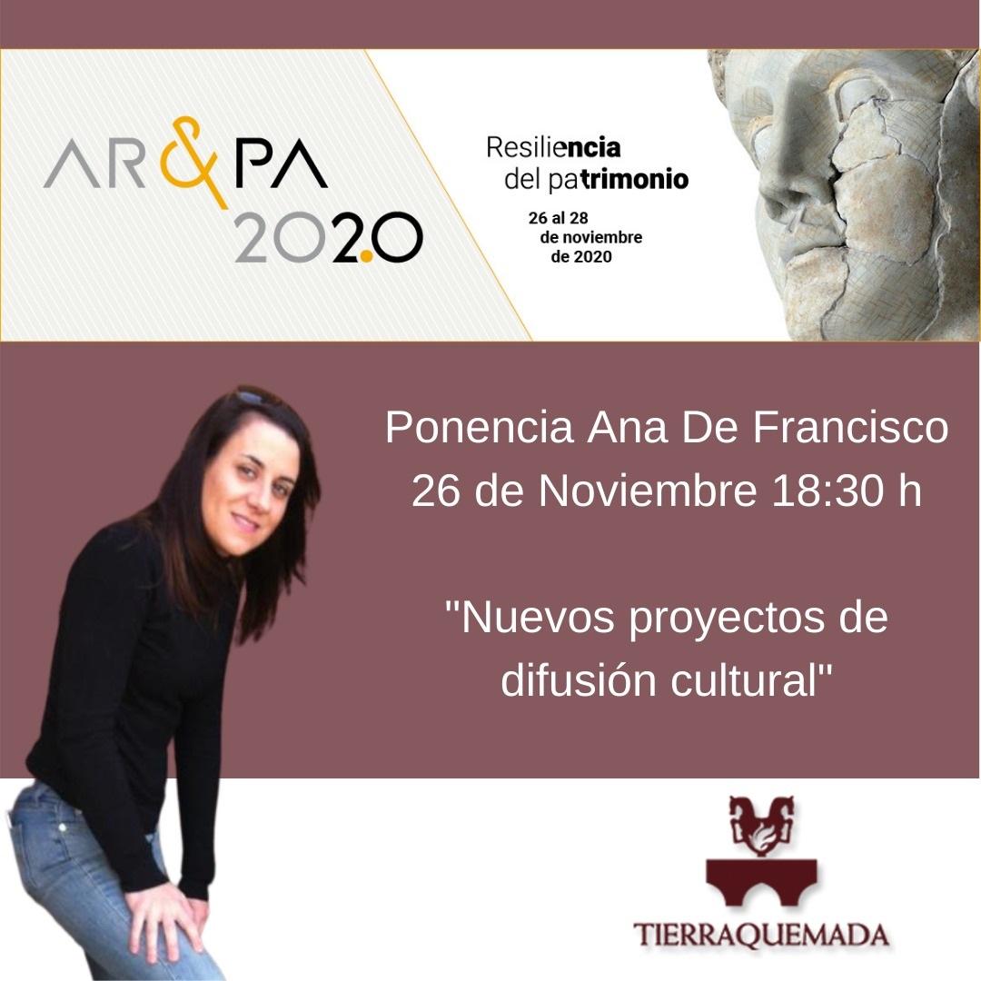TIERRAQUEMADA EN AR&PA 2.0.