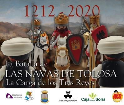 1212-2020 LA BATALLA DE LAS NAVAS DE TOLOSA.DIORAMA NUMANCLICK.