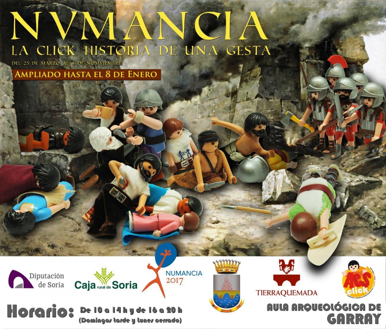 NVMANCIA. LA CLICK HISTORIA DE UNA GESTA