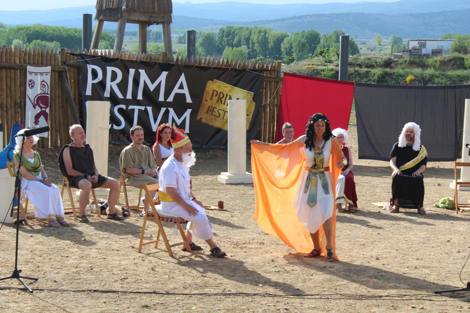 EL III PRIMA FESTUM YA TIENE FINALISTAS