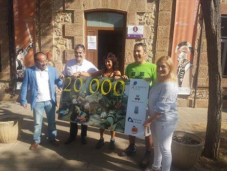 LA EXPOSICIÓN NUMANCLICK RECIBE A SU VISITANTE 20.000