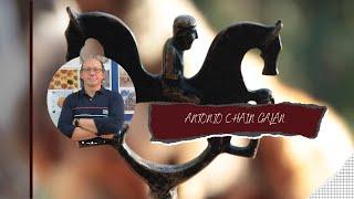 ANTONIO CHAIN GALAN. LA FIBULA DE CABALLITO. CAPITULO 8