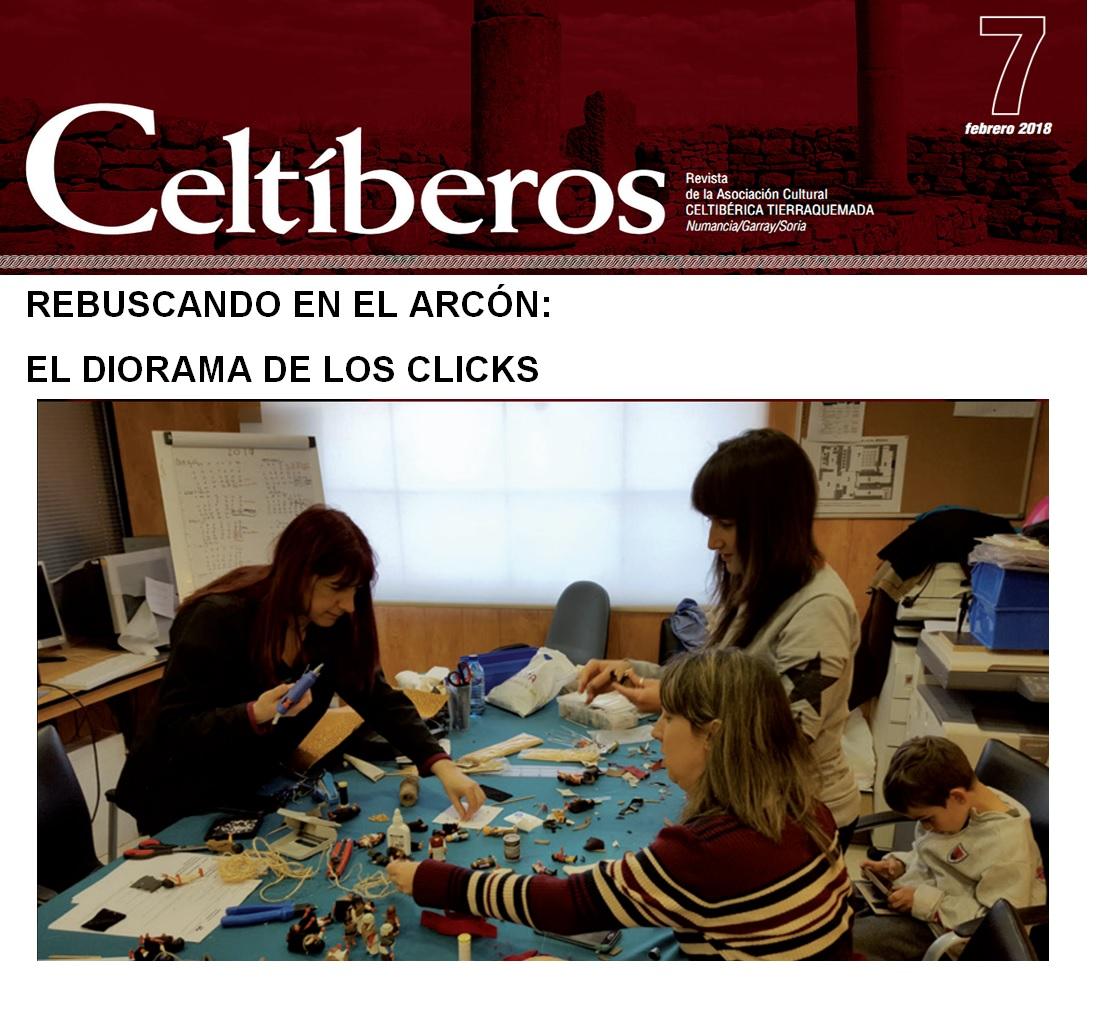 REBUSCANDO EN EL ARCÓN: EL DIORAMA DE LOS CLICKS