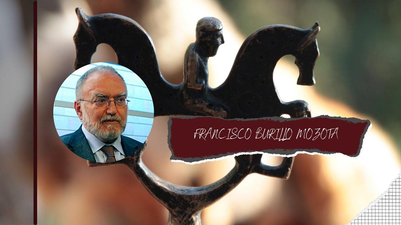 FRANCISCO BURILLO MOZOTA. LA FIBULA DE CABALLITO. CAPITULO 1