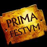 PRIMA FESTVM. II CERTAMEN DE TEATRO AMATEUR