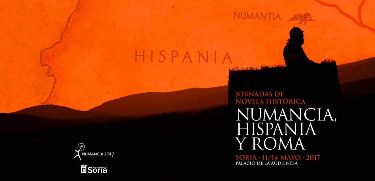 """JORNADAS DE NOVELA HISTORICA """"NUMANCIA, HISPANIA Y ROMA"""" 13"""