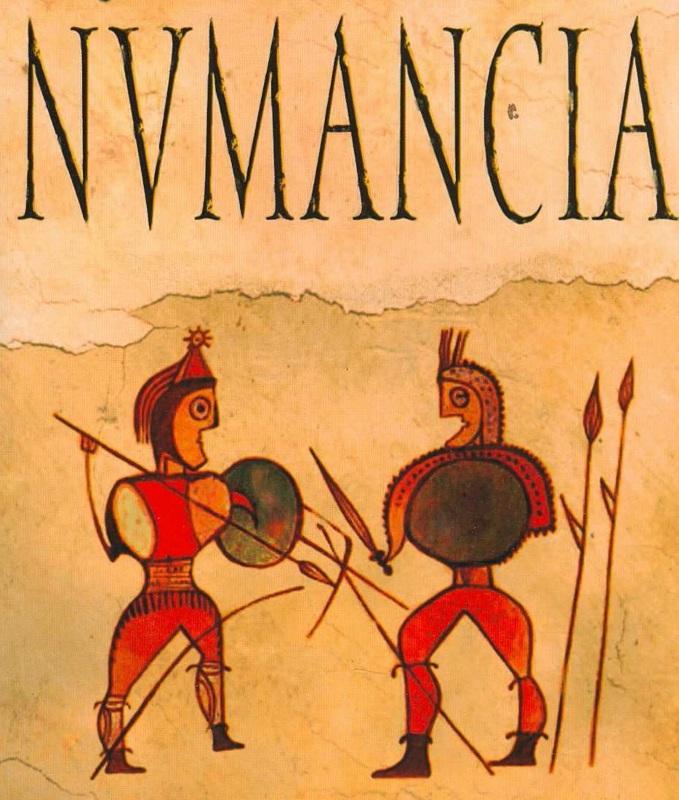 """JORNADAS DE NOVELA HISTORICA """"NUMANCIA, HISPANIA Y ROMA"""" 11"""