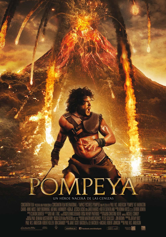 CINE DE VERANO: POMPEYA