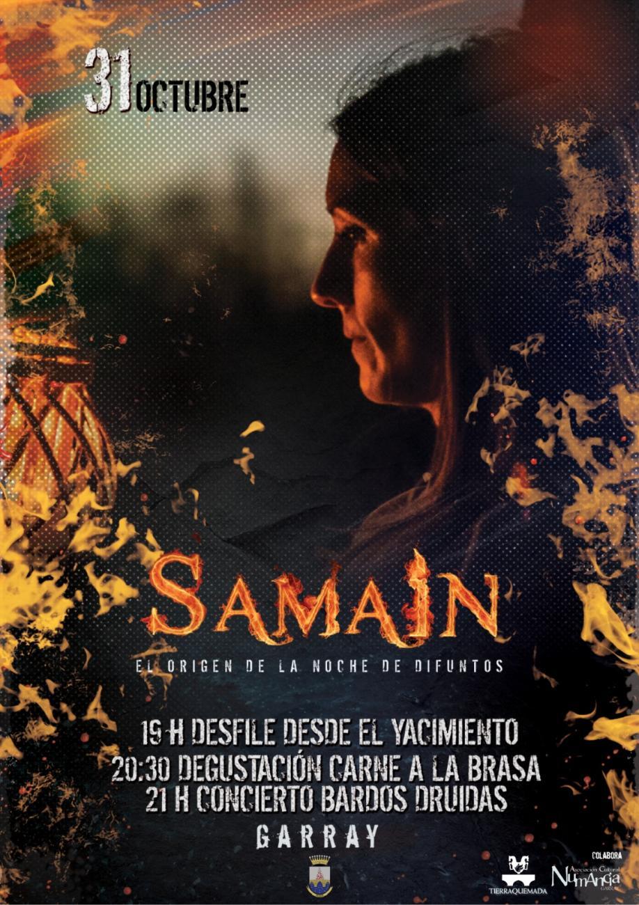 SAMAIN 2021