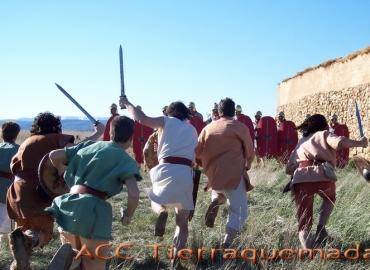 Rutas guiadas de divulgación del patrimonio arqueológico en
