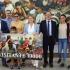 """La exposición """"Click de Playmobil"""" de Garray recibe a su visitante número 10.000"""