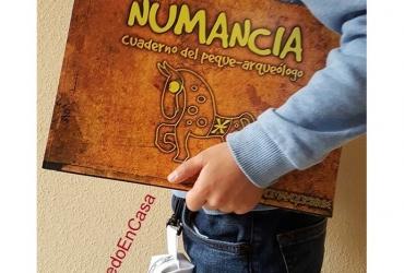 #ConoceNumanciaDesdeCasa. CUADERNILLO ACTIVIDADES 04