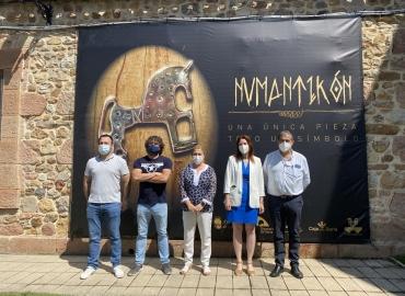 INAGURACION EXPOSICION NVMANTIKON