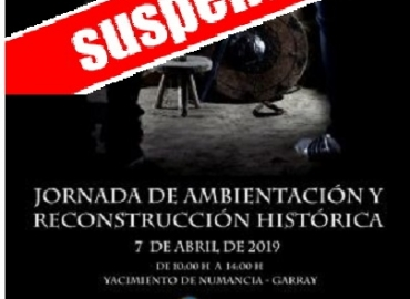 SUSPENDIDA JORNADA DE RECONSTRUCCION DIA 7