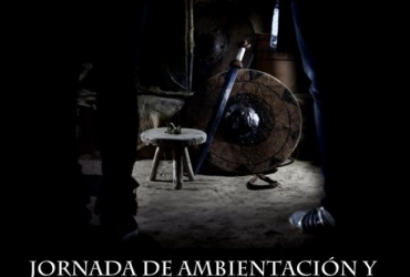NUEVA JORNADA DE RECONSTRUCCION Y AMBIENTACION EN NUMANCIA