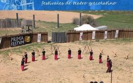 III FESTIVAL TEATRO CLASICO  NVMANTIA. PRÓSOPON