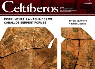 INSTRUMENTA: LA VASIJA DE LOS CABALLOS SEPENTIFORMES