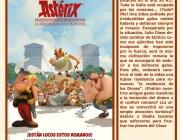 CINE DE FRONTON: ASTERIX, LA RESIDENCIA DE LOS DIOSES