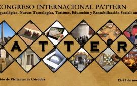 CONGRESO PATTERN Y i FERIA DE DIVULGACIÓN DEL PATRIMONIO ARQUEOLÓGICO