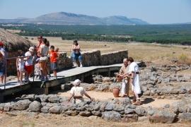 Reconstrucción en Numancia