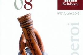 Detalle del Cartel de Keltiberoi 2008