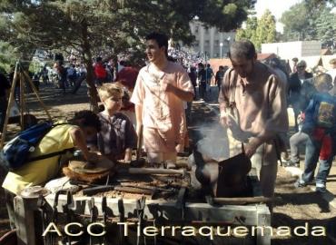 """La ACC """"Tierraquemada"""" participará en la X edición del prestigioso certamen """"Tarraco Viva""""."""