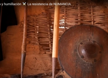 El viajero Kike Arnaiz nos muestra su visita al Yacimiento de Numancia