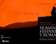 """JORNADAS DE NOVELA HISTORICA """"NUMANCIA, HISPANIA Y ROMA"""" 12"""