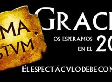 GRACIAS. PRIMA FESTUM