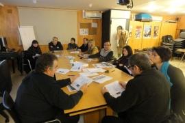 Participantes en el taller del herrero y el orfebre 2